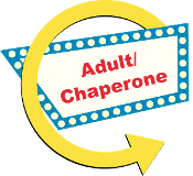 Adult or Chaperone